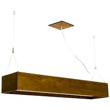 Wooden Frame 1150 Pendant
