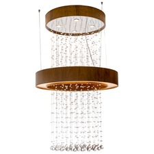 Line Crystals 1198 Chandelier