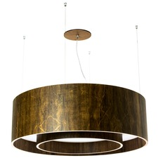 Line Cylindrical Drum Pendant with Diffuser