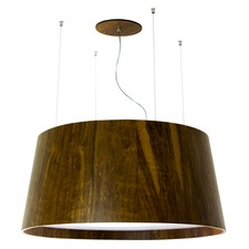Line Lisos Tapered Oval Pendant