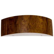 Curved Horizontal Wall Light