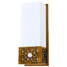 Line Star Wall Light