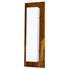 Line Clean Frame Wall Light