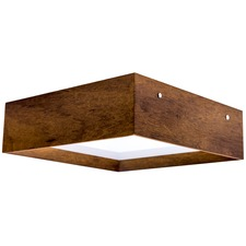 Line Squadro Ceiling Light Fixture