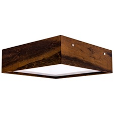 Line Clean Square Ceiling Light Fixture