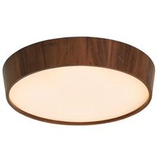 Smooth Tapered Ceiling Light Fixture