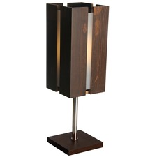Filet Rectangle Table Lamp