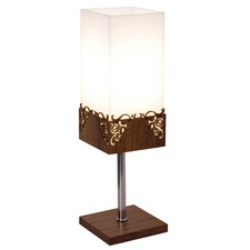 Income Table Lamp