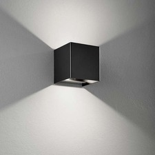 Sunrise Square LED 965 Lumens Wall Light