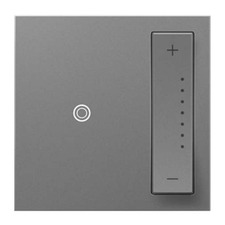 sofTap Universal Dimmer with Matching Wall Plate