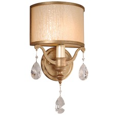Roma Half Shade Wall Light
