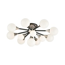 Nebula Ceiling Semi Flush Light