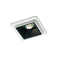 CTR1604 4 Inch Square Adjustable Baffled Trim