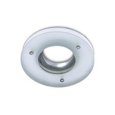 CTR317 3 Inch Floating Frosted Glass Trim Ring