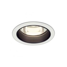 CTR1901 6 Inch Baffled Reflector Trim