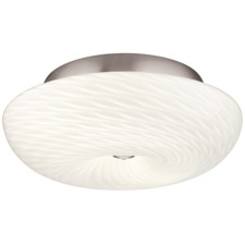 Inhale Ceiling Light