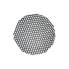 FA-16 2.38 Inch Honeycomb Louver