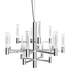 Seraph Three Tier Downlight Chandelier