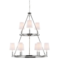 Lismore Two Tier Chandelier