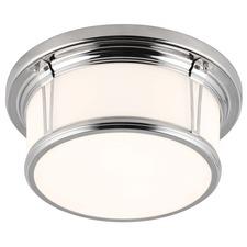 Woodward Warm Dim Ceiling Light Fixture