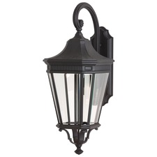 Cotswold Lane Outdoor Lantern Wall Light