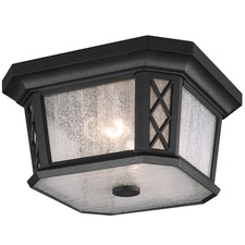 Wembley Park Outdoor Ceiling Light Fixture