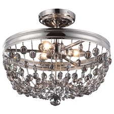 Malia Semi Flush Ceiling Light