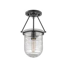 Willet Semi Flush Ceiling Light