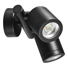 Twin Spot 2X6W 38Deg Wall Light