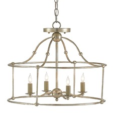 Fitzjames Semi Flush Ceiling Light Fixture