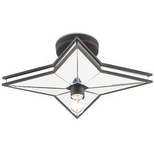 Cassiopeia Semi Flush Ceiling Light