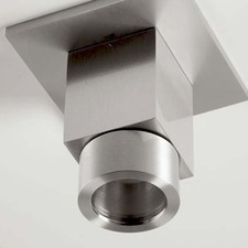 Alume ACL.26 Square Canopy Ceiling Flsuh Light