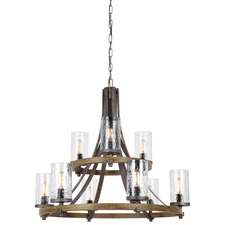 Angelo Two Tier Chandelier