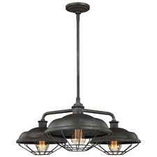 Lennex 3 Light Chandelier