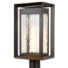 Urbandale LED Outdoor Post Mount