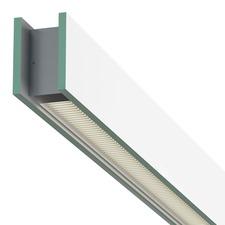 Glide Glass Up/Down 10W 30D Warm Dim Suspension with FJ Port