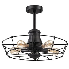 Glendora Semi Flush Ceiling Light