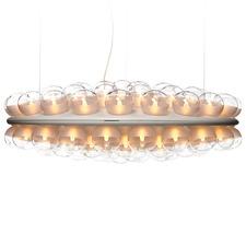 Prop Light UL Round Double Pendant