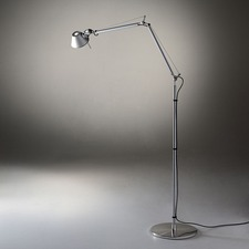 Tolomeo Mini Floor Lamp with Dimmer