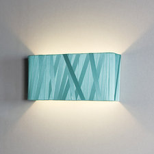 Dress Rectangular Wall Sconce
