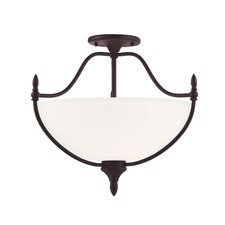 Herndon Ceiling Semi-Flush Light