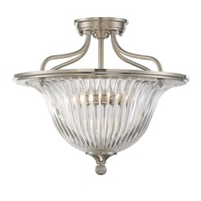 Aberdeen Ceiling Semi Flush Light
