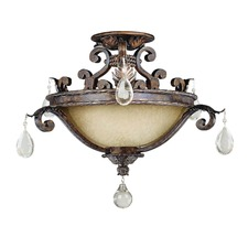 Chastain Ceiling Semi Flush Light