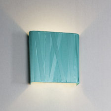 Dress Square Wall Sconce
