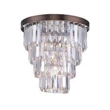 Tierney Ceiling Semi Flush Light