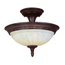 Liberty Ceiling Semi Flush Light