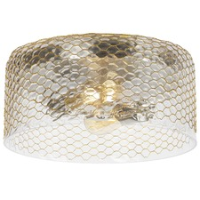 Lania Ceiling Flush Light