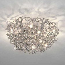 Icy Lady Ceiling Flush Mount
