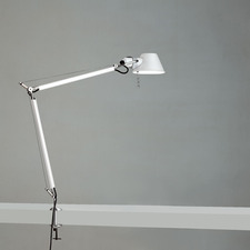 Tolomeo Classic Desk Lamp with Clamp
