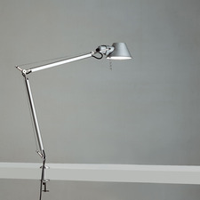 Tolomeo LED Classic Desk Lamp with Clamp